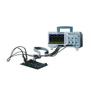 Image 3 - Hantek MSO5202D 200MHz 2 canales 1GSa/s osciloscopio y 16 canales analizador lógico 2 en 1 USB,800x480 envío gratis