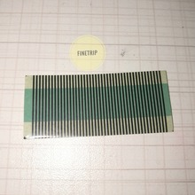 FINETRIP สำหรับ peugeot 406 Sagem LCD pixel repair เปลี่ยนสายริบบิ้นแบน LCD สำหรับ peugeot 406 Sagem dashboard