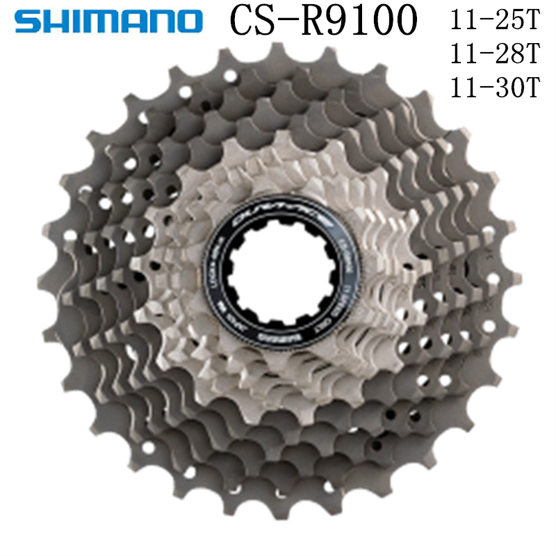 SHIMANO DURA ACE CS R9100 Road Bike Cassette Freewheel 11 speed 11 25T 11 28T 11