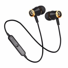 DUSZAKE Y6 Stereo Wireless Bluetooth Earphone For Phone In Ear Headphone Sport Xiaomi