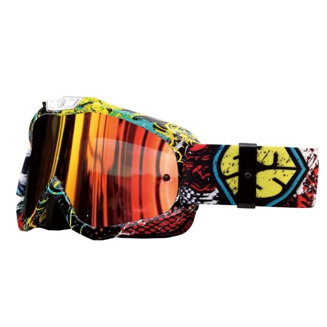 Equipo de protección >> gafas de motocross Gafas  ATV motocicleta Dirt Bike Racing Gafas gafas de esquí Off-Road 2015 el envío libre snowboard motocross goggles motorcycle oculos quick silver motocross gafas motocross