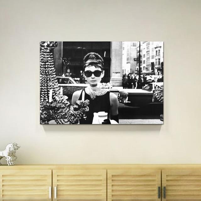 US $9.52 |Quadri moderni su tela dipinto immagini a parete per soggiorno  figure cuadros decorazione in bianco e nero stampe in formato poster senza  ...