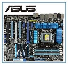 ASUS P8P67 Deluxe ursprünglichen motherboard DDR3 LGA 1155 für I3 I5 I7 32nm CPU 32 GB USB3.0 SATA3 P67 motherboard Freies verschiffen