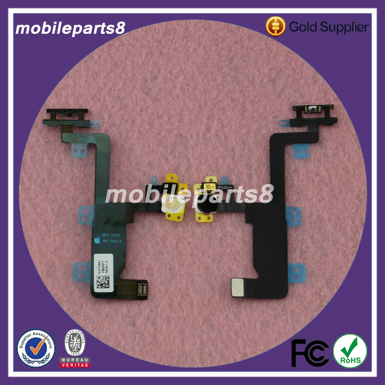 """Buy High Quality Power Switch On/ OFF Flex Ribbon Cable Replacement Part for iPhone 6 4.7"""" Free Shipping UPS DHL EMS HKPAM CPAM for only 21 USD"""