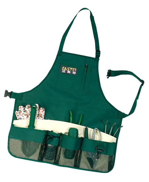 GJSN27 Gardening Apron Tool Holder Tool Belt Bag NEW