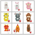 12 Symbolic Animals Dog Monkey USB Flash Drive Pen Drive Rabbit Memory Stick Gray Rabbit 2GB 4GB PenDrive 8GB 16G Cartoon U Disk