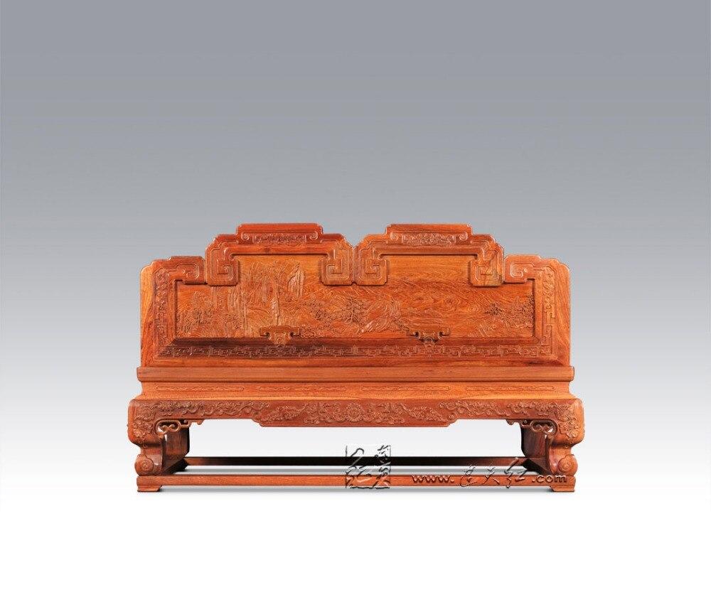 aliexpress.com : acquista 2 posti letto sedia royal cinese ... - Mobile Soggiorno Antico 2