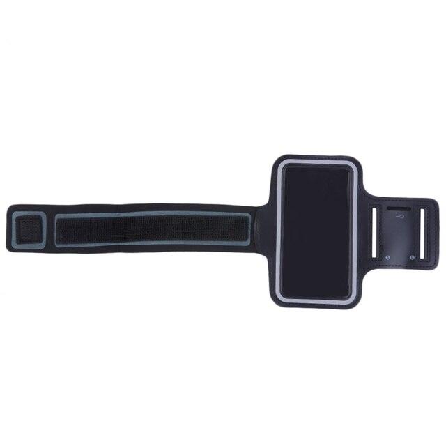 Подножка сумки спортивные упражнения бега Armband спортзала Чехол держатель Запуск сумка для сотового телефона s3 s4 s5 s6/s6