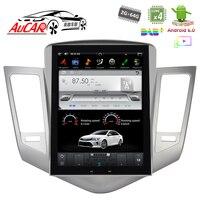 Tesla Style 10.4 for Chevrolet Cruze car radio multimedia player GPS System Audio Bluetooth Radio WIFI 4G Vertical Stereo IPS