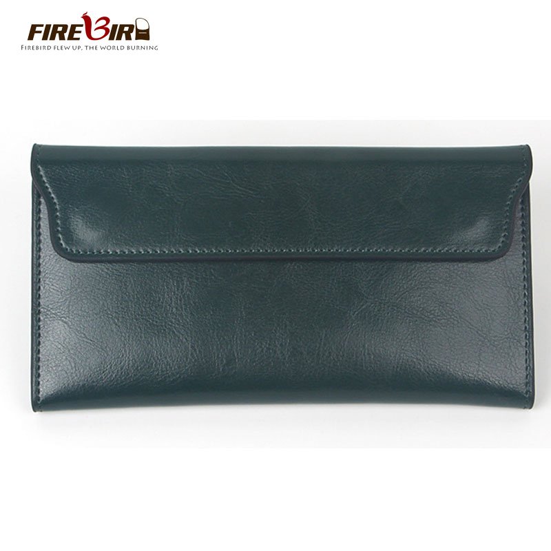 2017 Genuine Leather Women Wallet Long Purse Vintage Solid Cowhide multiple Cards Holder Clutch Fashion Standard Wallet FN185 famous brand 2017 genuine leather women wallet long purse vintage solid cowhide multiple cards holder clutch carteira feminina