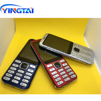 phone screen Oringinal new model YINGTAI S1 Ultra-thin Metal Plating Dual SIM Curved Screen Feature Mobile phone Bluetooth Business Cellphone (3)