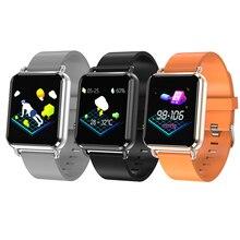 Novo Relógio Inteligente Q3 Personalizado Dial Homens Mulheres Smartwatch Dinâmica Pressão de Oxigênio No Sangue de Freqüência Cardíaca Aptidão Sono Rastreador Pulseira
