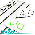 ESP Prediction Board Free Shipping King Magic Tricks Props Toys Email Video To You