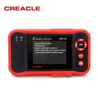 LAUNCH Creader CRP123 Code Scanner Creader Support for Multi Brand Car Diagnostic Tool CRP 123 Reader 7+ Car Scan