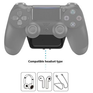 Image 3 - Yoteen 무선 Bluetooth 5.0 Audio 수신기 송신기 Mini 3.5mm Aux Stereo 어댑터 대 한 PS4 Wii u 게임 Bluetooth 헤드셋