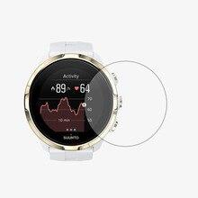 강화 유리 보호 필름 순토 스파르탄 스포츠 손목 HR 시계 용 투명 가드 보호 Smartwatch Screen Protector Cover
