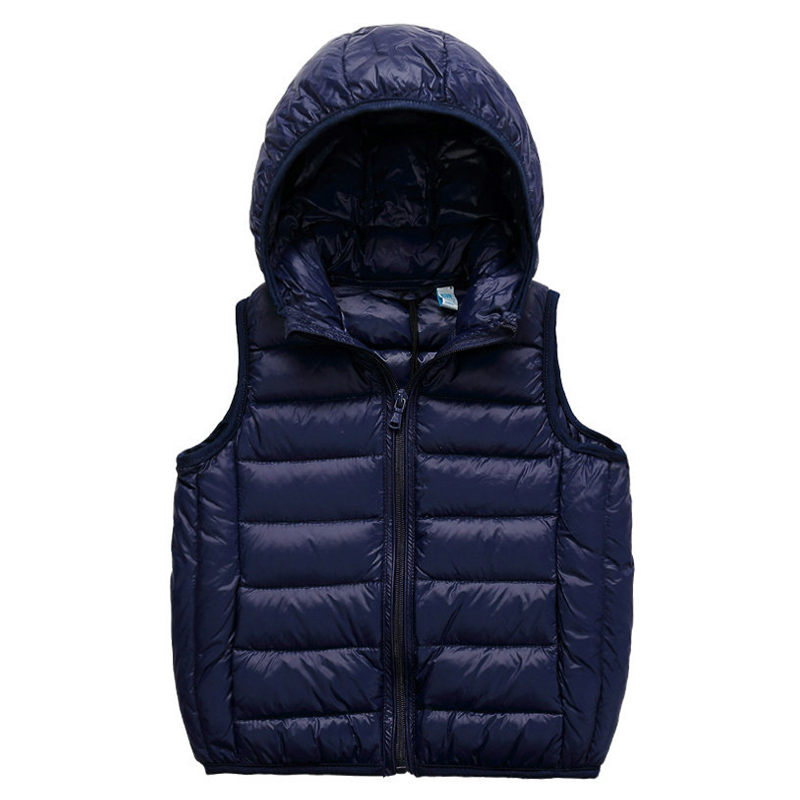 Cyhulu Toddler Kids Baby Boy Girls Fashion Warm Waistcoat Jacket Coat Clothes