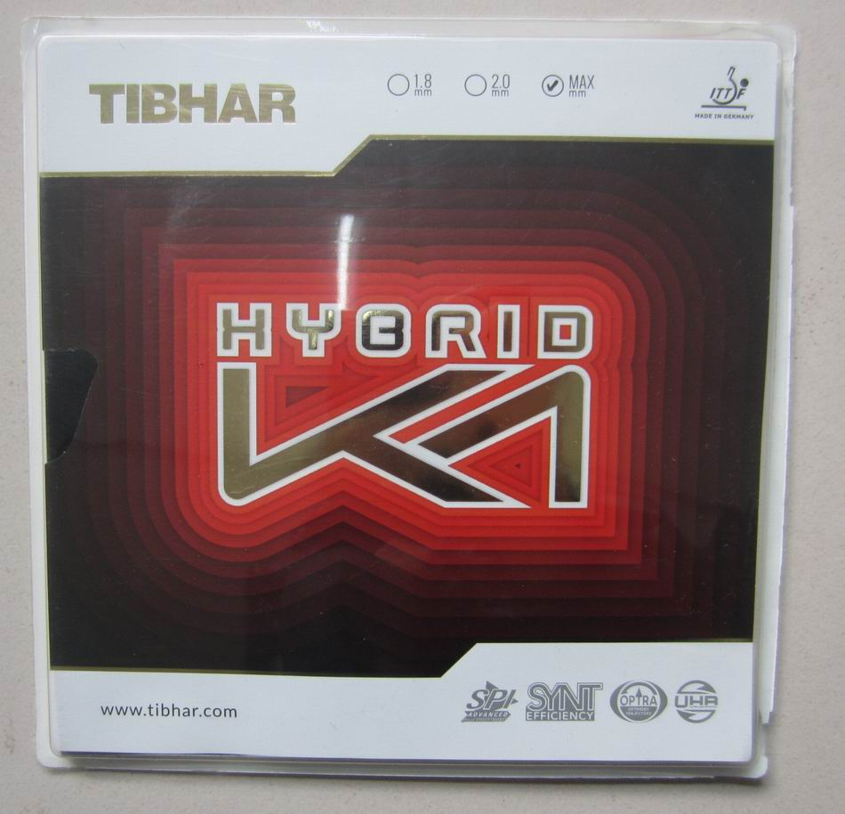 Original Tibhar Hybrid K1 pimples in table tennis rubber sticky rubber made in Germany good forehand for table tennis racket lm64c142 industrial lcd original made in japan a in good condition