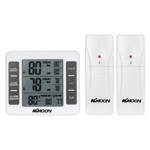 LCD Digital Thermometer Temper
