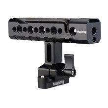 MAGICRIG DSLR камера ручка Универсальный ручка НАТО ручка комплект с мм 48 мм НАТО рельсы и Холодный башмак для камеры клетка Rig