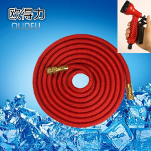 FREE SHIPPING NEW 2017 Garden Hose Expandable Hose with 7 Pattern Garden Water Gun High Pressure magic Expanding Garden hose