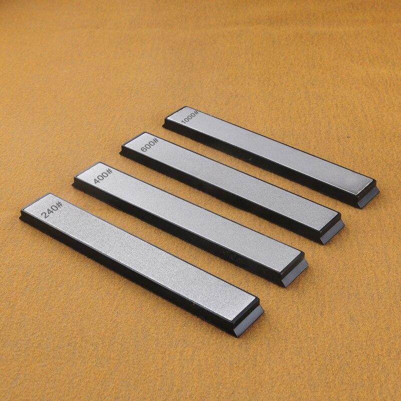 240 400 600 1000 grit diamond knife sharpener Angle sharpening stone Whetstone Professional Knife Sharpener tool bar-in Sharpeners from Home & Garden on Aliexpress.com | Alibaba Group