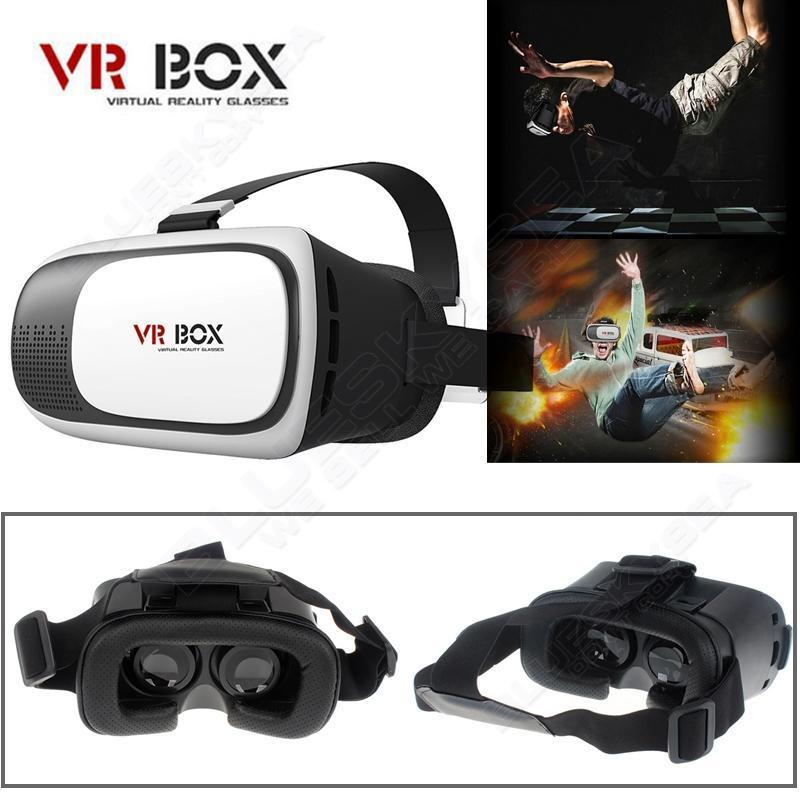 Free shipping!Google Cardboard VR BOX Virtual Reality 3D Video Glasses for 6s SE 5 4S