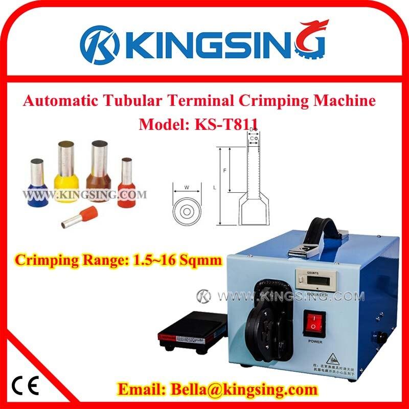 Doppelte Isolierung Terminal Crimp werkzeug Dual Drahtcrimper KS ...
