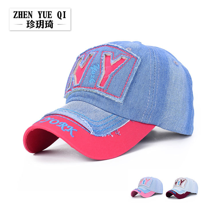 Wholesale new spring and summer Cowboy Hat Lady Ko...
