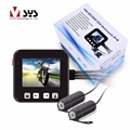 New arrival motorcycle DVR HD dash cam with front and back lens for two channels recording