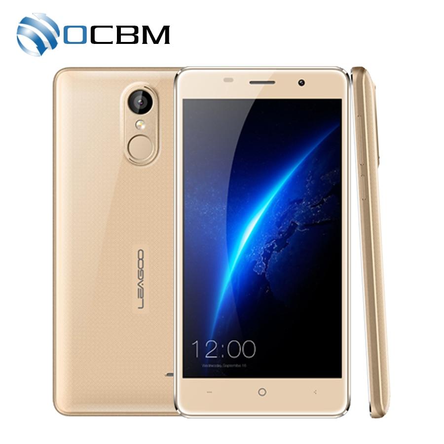 "bilder für Ursprüngliche Leagoo M5 3G WCDMA Handy 5,0 ""1280x720 MT6580A Quad Core Android 6.0 2 GB RAM 16 GB ROM 8.0MP 2300 mAh Fingerabdruck"