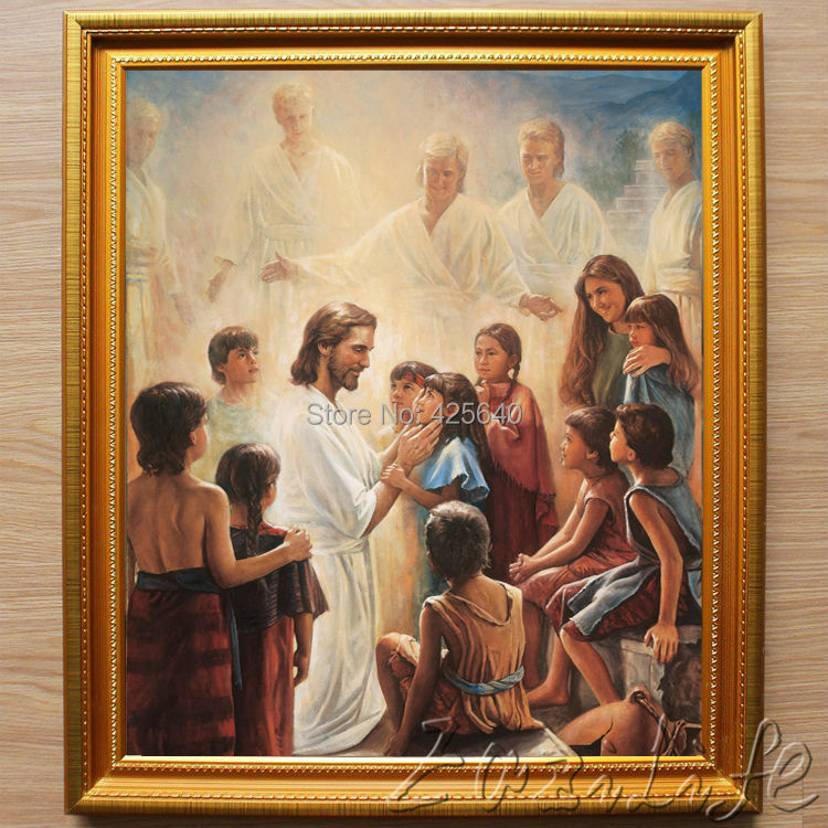 Home Interior Jesus: Popular Children Christmas Portraits-Buy Cheap Children