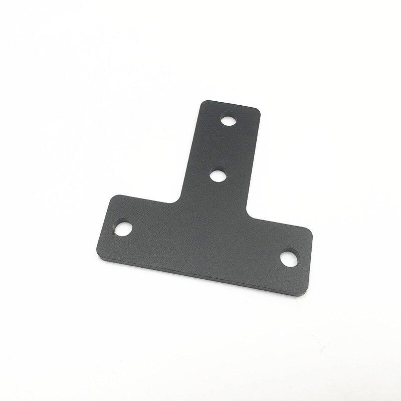 4PCS 20x40 400 mm Standard Europeo Lineare Profilo In Alluminio Ferroviario estrusione
