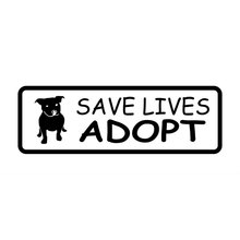 Save Lives Adopt Pit Bull