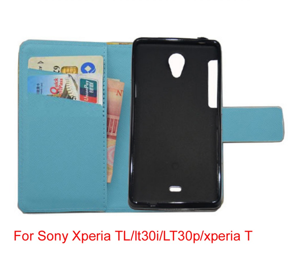 Xperia T Cover For Sony Xperia TL/lt3...