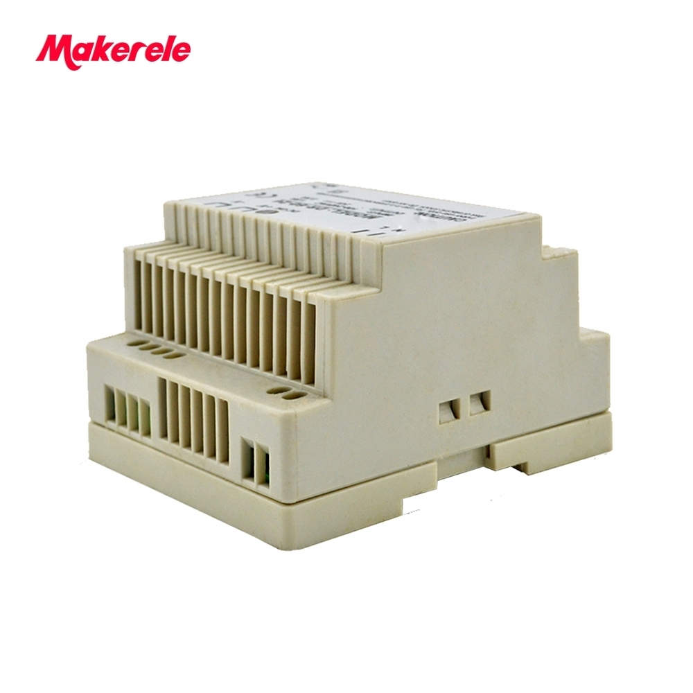 60w single output din rail switching power supply 5V 12V 15V 24V 48V low price with CE certification for led driver high efficiency cheap price din rail switching power source supply 75watts dr 75 24 3 2a 24v with ce certification china