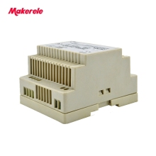 цена на 60w single output din rail switching power supply 5V 12V 15V 24V 48V low price with CE certification for led driver