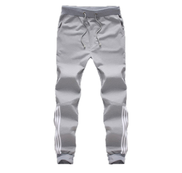 HTB1yEg9g8DH8KJjSspnq6zNAVXaY Spring Summer Mens Pants Fashion Skinny Sweatpants Mens Joggers Striped Slim Fitted Pants Gyms Clothing Plus Size 5XL Harem Pant