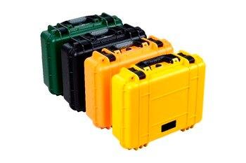 SunQian with foam plastic hard case waterproof shockproof dustproof