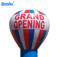 AG024 8m 26 Hot Sale Amazing Inflatable Ground Balloon Inflatable Ad Inflatable Model