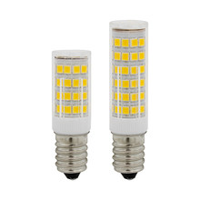 Long Lifespan LED E14 Bulb AC 220V 230V Spotlight SMD 2835 Light Replace 30W 40W 50W Halogen Lamp for Chandeliers(China)