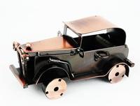Free shipping Wheels iron classic home decoration decorations classic car model home decoration Retro car model