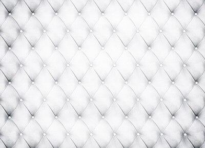 Popular White Tufted-B...
