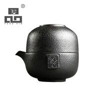 TANGPIN japanese teapot ceramic kettles tea cup tea pot set portable travel tea set drinkware