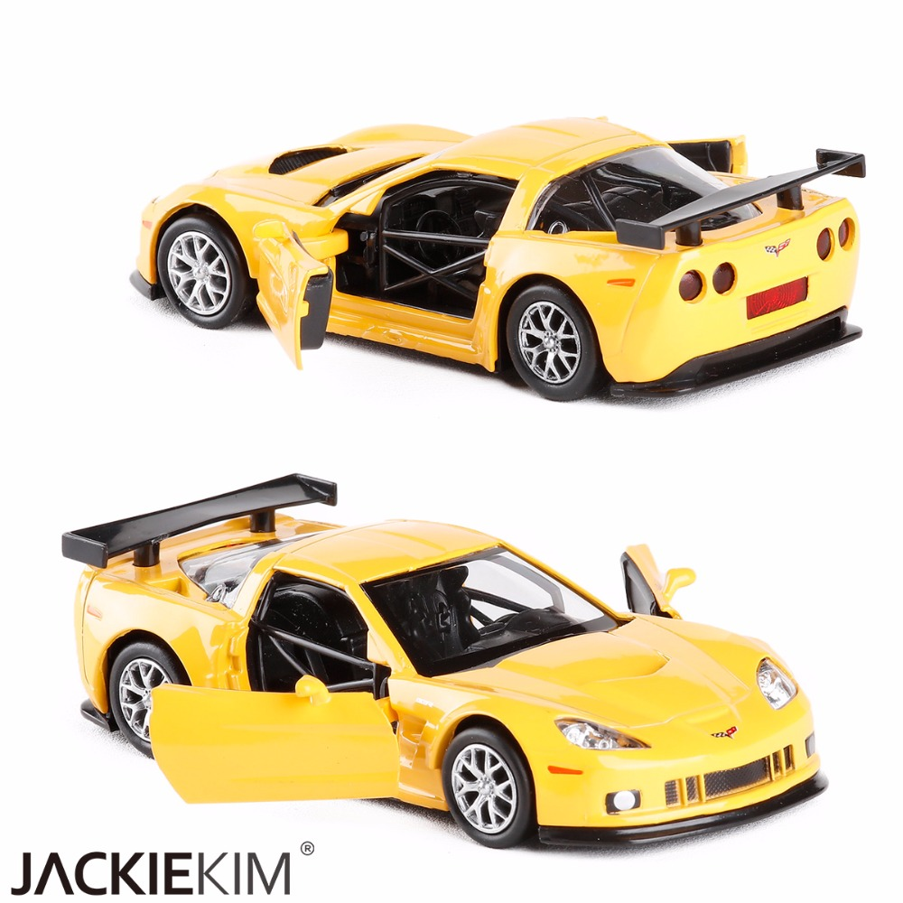 Brand new rmz city 1 36 scale chevrolet corvette sport car diecast vehicles car model