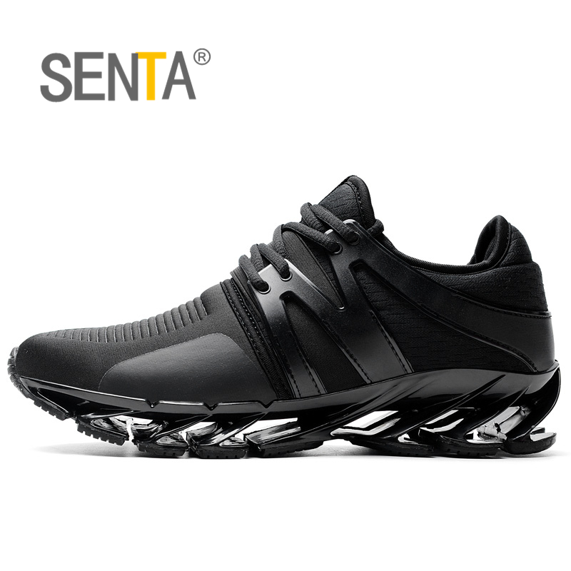 2018 New Running Shoes For Men Breathable Zapatillas Hombre Outdoor Sport Sneakers Lightweigh Walking Shoes Size 39-45 Sneakers
