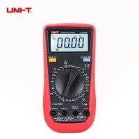 UNI T UT890D Digital Multimeter True RMS AC/DC Voltage Current Resistance Tester Voltmeter Ammeter Multitester