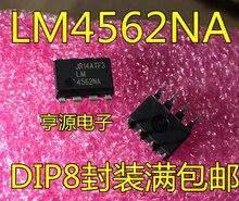 5 adet/grup LM4562NA LM4562 DIP 8 In stokta