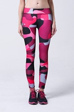 High Quality Skinny Sexy Leggings Digital Printing Running Leggins ladies outfit Pant Women Workout Clothing Comfort Yoga Tights