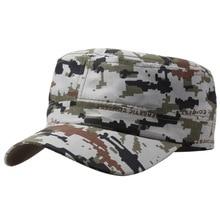 Классические мужские военные кепки, Мужские Женские облегающие бейсболки, регулируемые армейские камуфляжные солнцезащитные шапки, для спорта на открытом воздухе, кемпинга